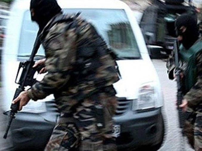 İzmir'de Terör Operasyonu: 18 Gözaltı