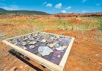 200 bin yıllık insan izi bulundu