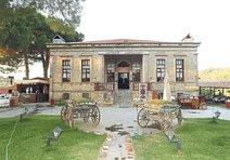 Şirince'nin tarihi bir mekanında Artemis