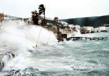 Turistik İlçe Sular Altında Kaldı