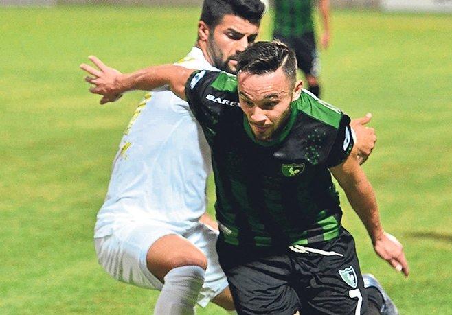 Horoz'un tek hedefi Süper Lig