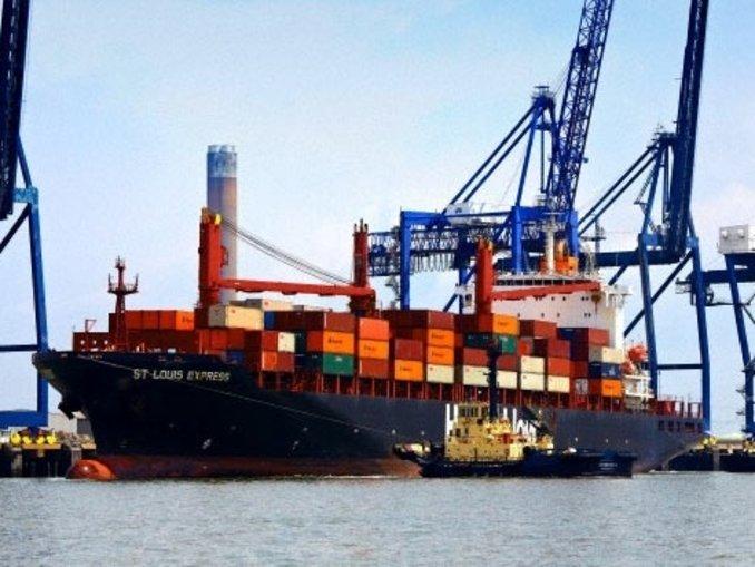 Egeden 6 ayda 8 milyar dolarlık ihracat