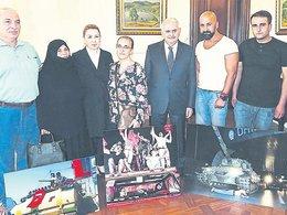 Başbakan Yıldırım, darbe kahramanlarıyla buluştu