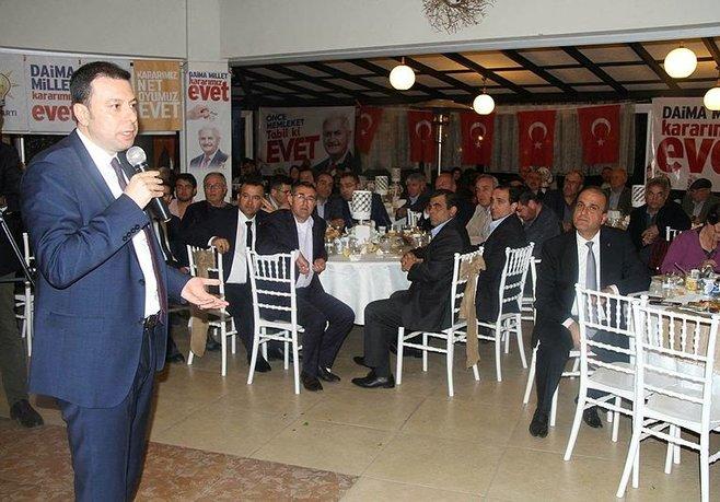 AK Partili Kaya koalisyonları eleştirdi