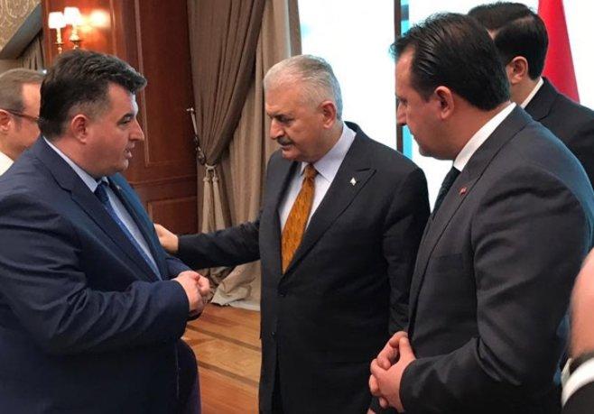 Başkan Doğruer'den Ankara'ya çıkarma
