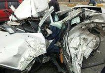 İşadamı korkunç kazada yaşamını yitirdi