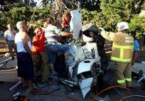 Feci kazada 1 ölü, 2 yaralı