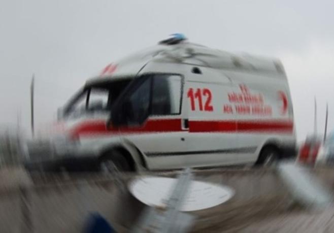 Kazada ağır yaralanmıştı