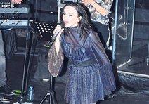 Doğum sonrası İzmir'de ilk konser