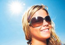 Gözlerinizi güneşten koruyun
