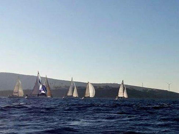 Uluslararası Yat Yarışları ÇEŞME'DE BAŞLADI